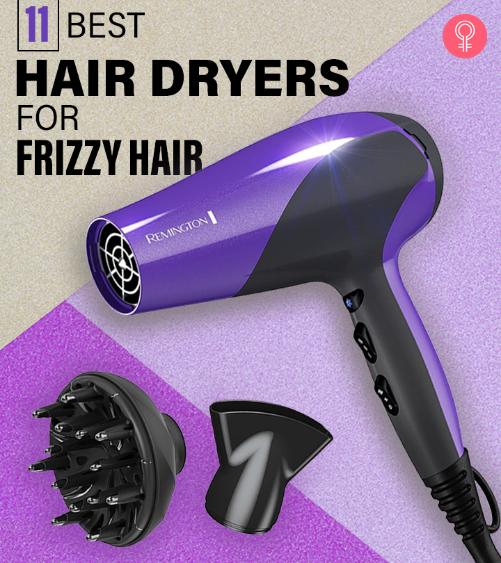 11 Best Hair Dryers Of 2021 For Frizzy Hair
