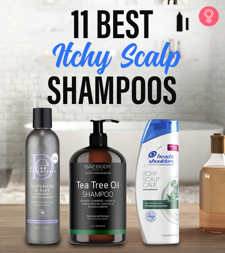 11 Best Itchy Scalp Shampoos Of 2021