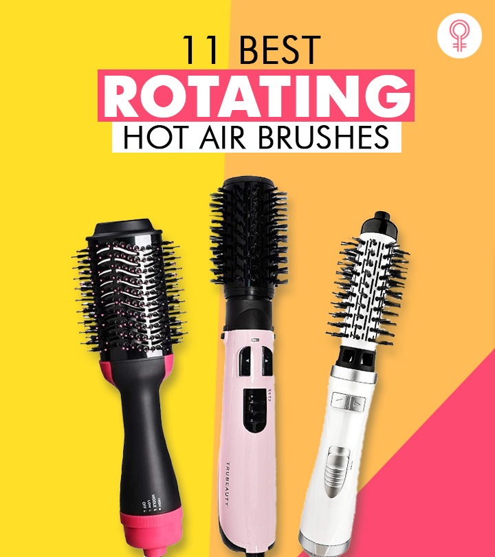 11 Best Rotating Hot Air Brushes