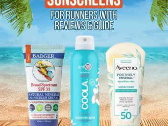 11 Best Sunscreens For Runners With Reviews & Guide