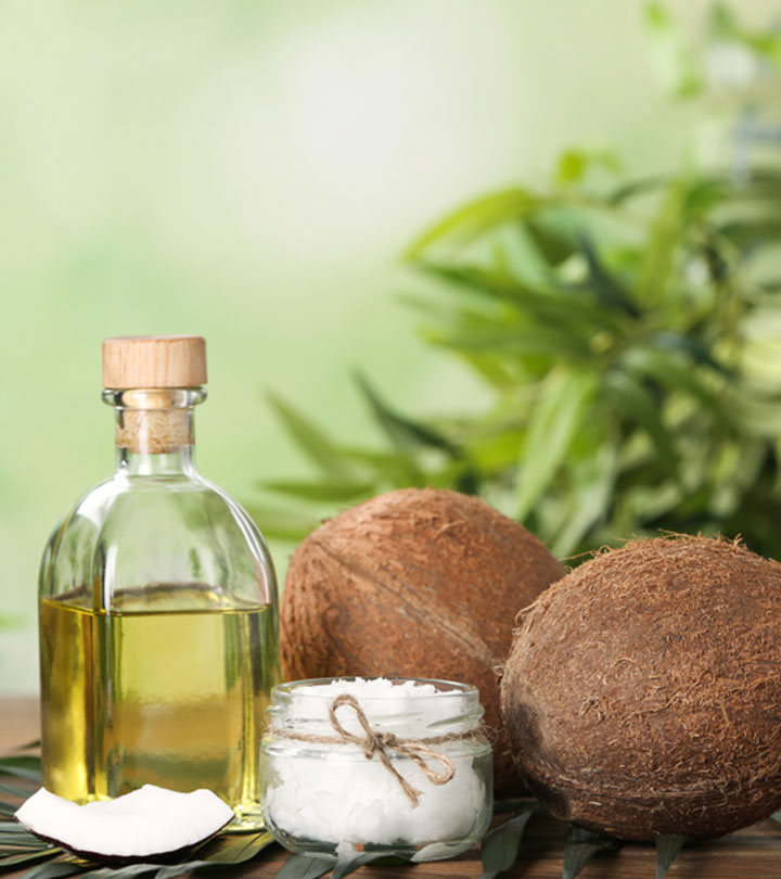 11 DIY Coconut Oil Hair Masks for All Hair Types: Benefits + Recipes