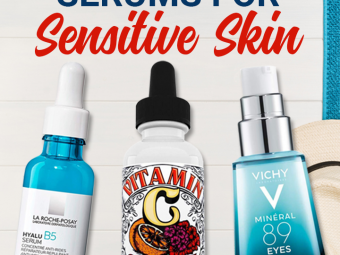 13 Best Serums For Sensitive Skin