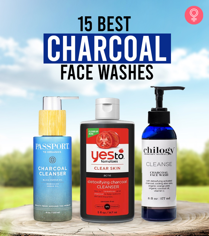 15 Best Charcoal Face Washes – Top Picks For 2021