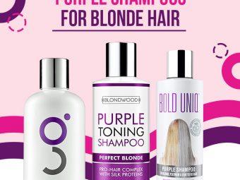 15 Best Purple Shampoos For Blonde Hair