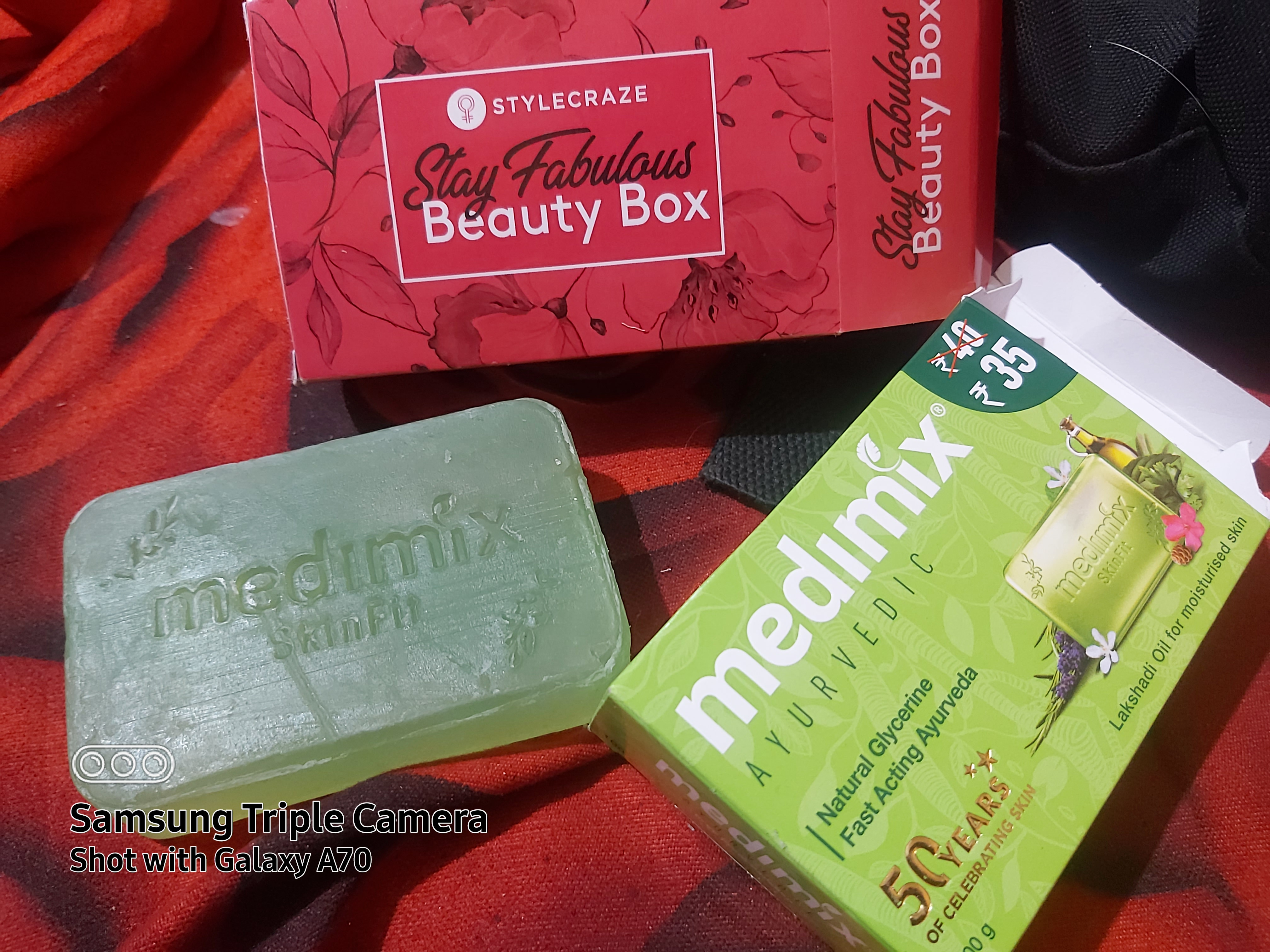 Medimix Ayurvedic 18 Herb Soap-Mefimix Natural Glycerine Oil soap-By sonatips-2