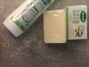 KLF Nirmal VCO Soap -Feel fresh instantly-By womanofbeauty