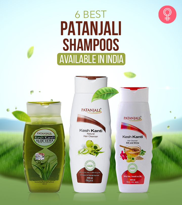6 Best Patanjali Shampoos Available In India