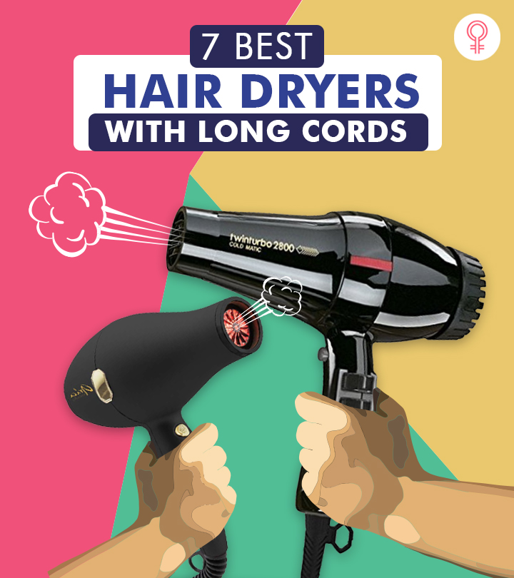 7 Best Hair Dryers With Long Cords Of 2020