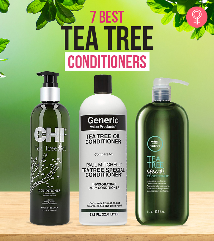 7 Best Tea Tree Conditioners Of 2020