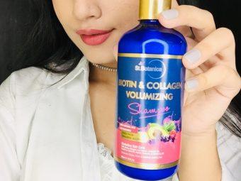 St.Botanica Biotin & Collagen Volumizing Hair Shampoo -Gives me volume and shine-By priyaarora17