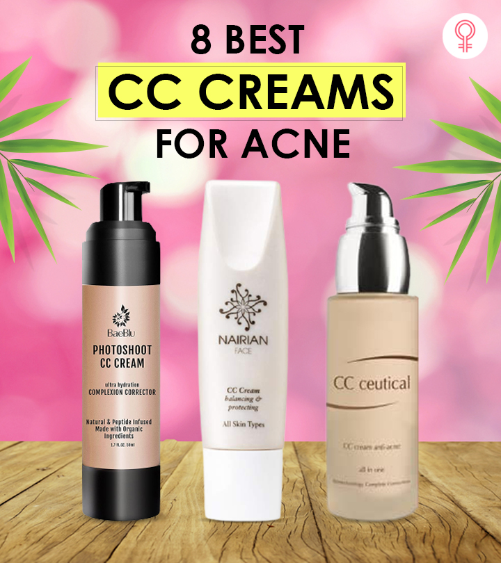 8 Best CC Creams For Acne