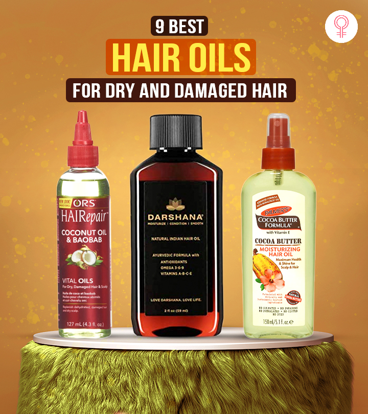 9 Best Hair Oils Of 2021 For Dry And Damaged Hair