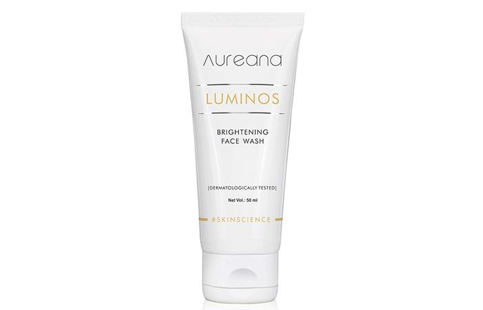 AUREANA LUMINOS Brightening Face Wash