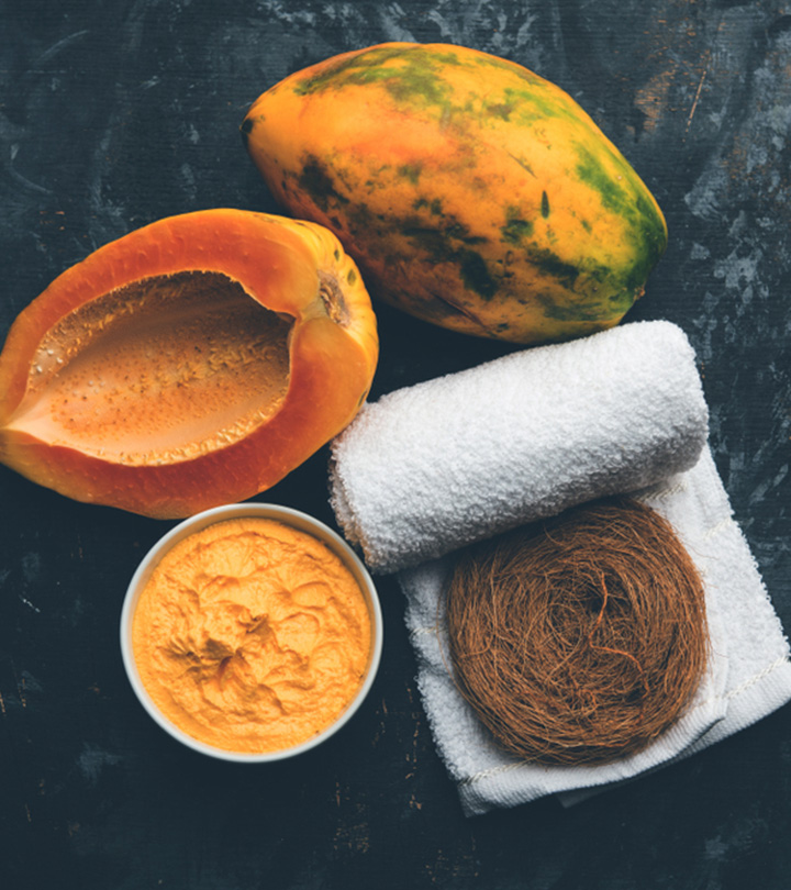 Amazing Face Packs and Benefits of Papaya Face Pack