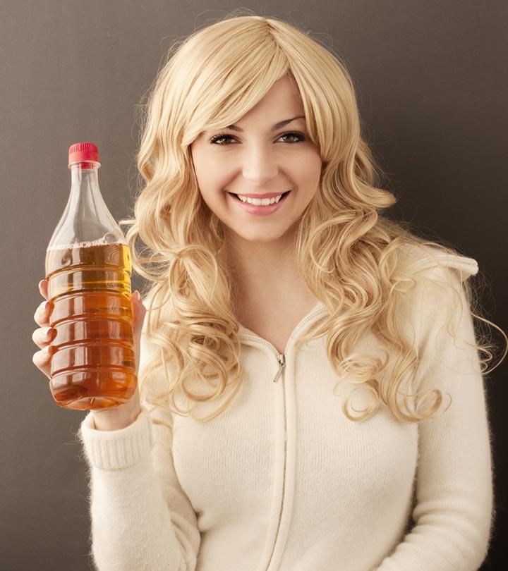 Apple Cider Vinegar For Hair Loss: Does It Really Work?