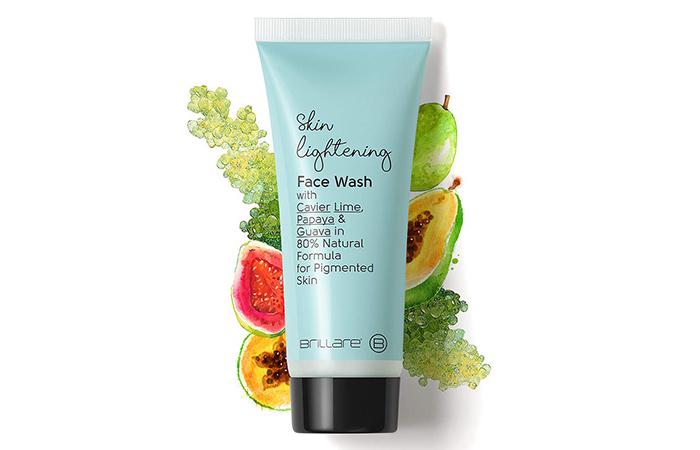 BRILLARE Skin Lightening Face Wash