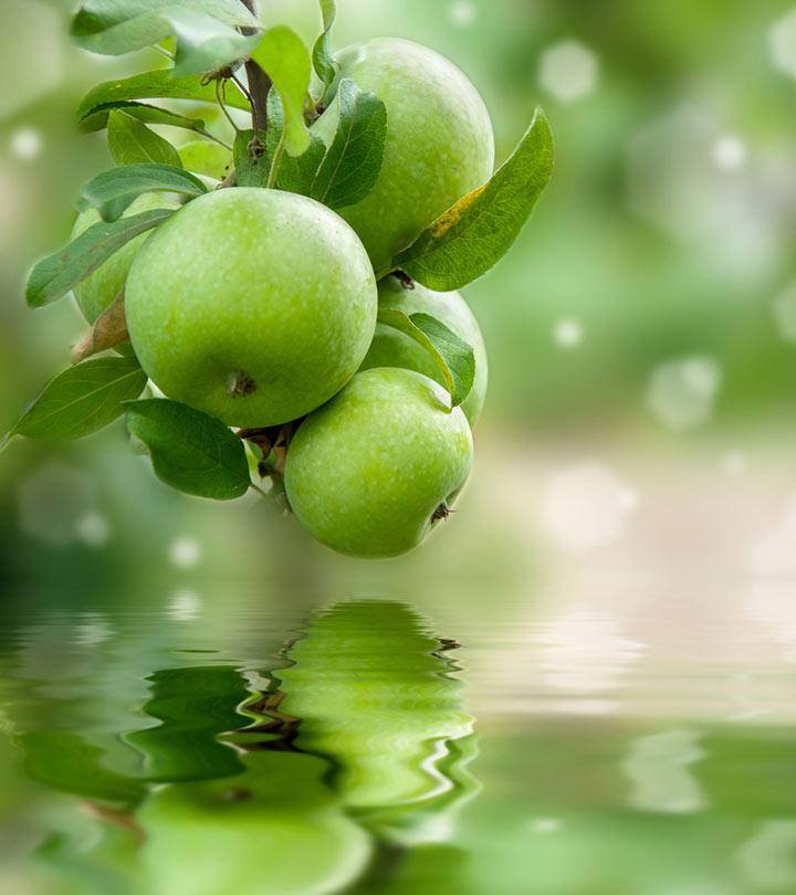 க்ரீன் ஆப்பிள் நம் உடலுக்கு செய்யும் அற்புத நன்மைகள் – Benefits of Green apple in tamil