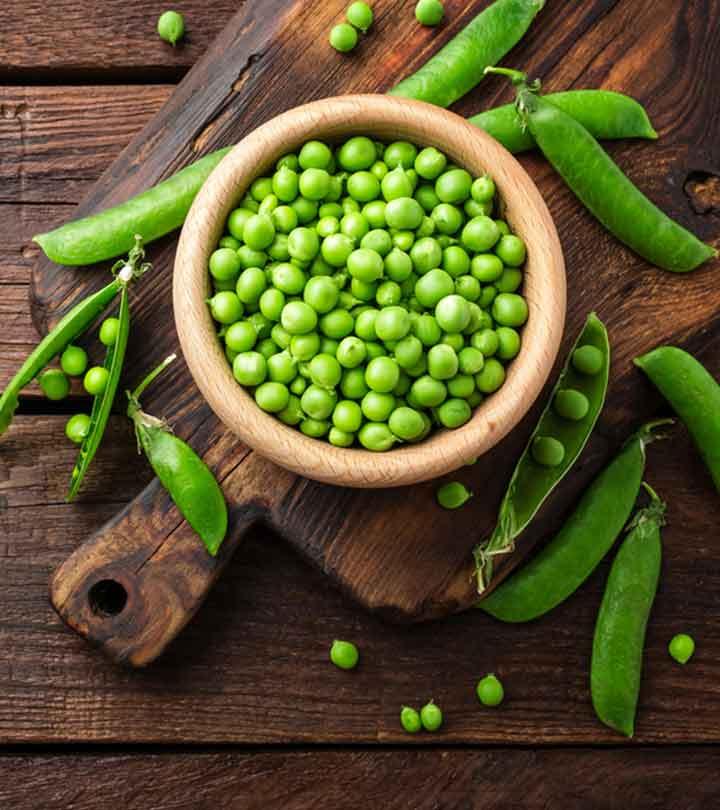 முதுமையை மறக்க வைத்து இளமையைத் தக்க வைக்கும் பச்சை பட்டாணி – Benefits of Green peas in Tamil