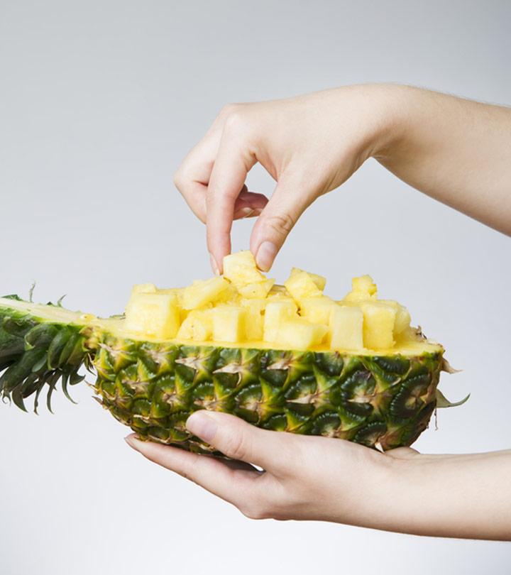 ஆரோக்கியமான வாழ்க்கைக்கு அன்னாசிப்பழம் தரும் உத்திரவாதங்கள் –  Benefits of Pineapple in tamil