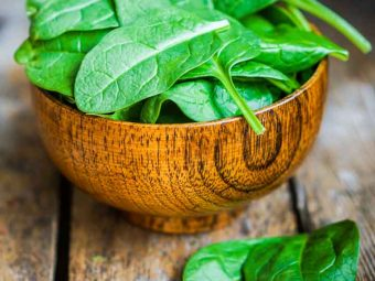 Benefits of Spinach in Tamil