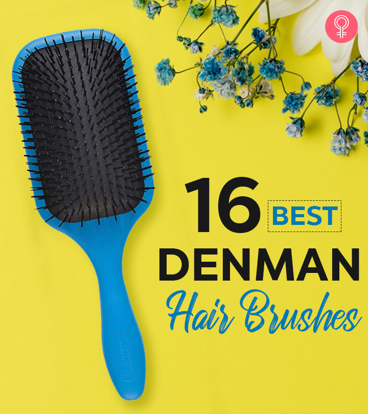 16 Best DENMAN Hair Brushes