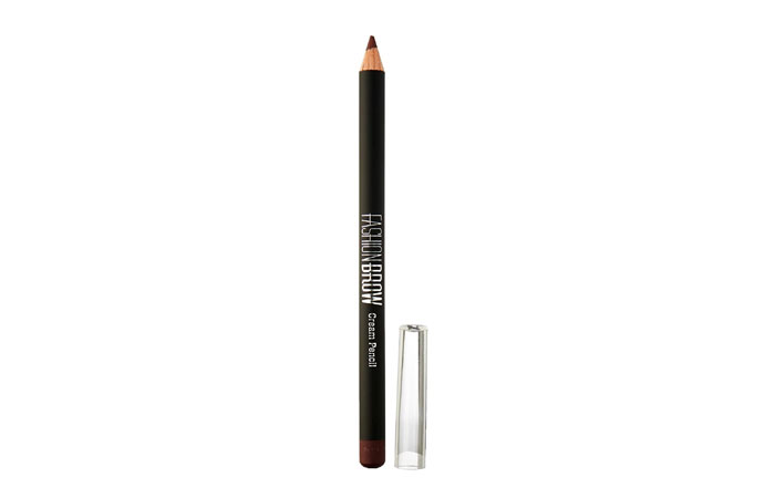 Best Eyebrow Pencil Brand In India –Maybelline New York Fashion Brow Cream Pencil
