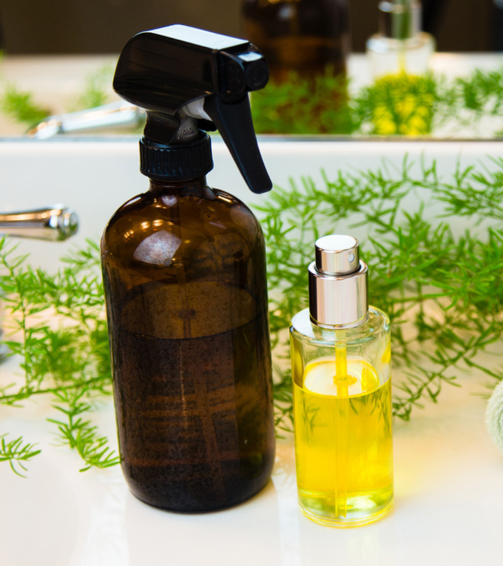 15 Best Homemade DIY Leave-In Conditioners Oil For Smooth Hair