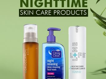 Best Nighttime Skin Care Products