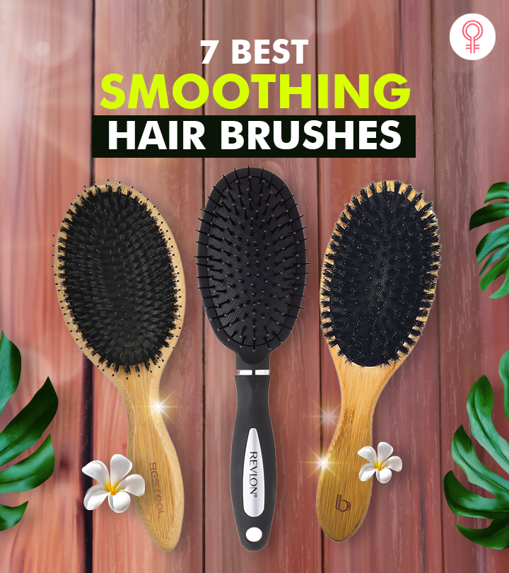 7 Best Smoothing Hair Brushes Of 2021