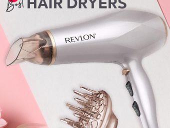 Best Titanium Hair Dryers