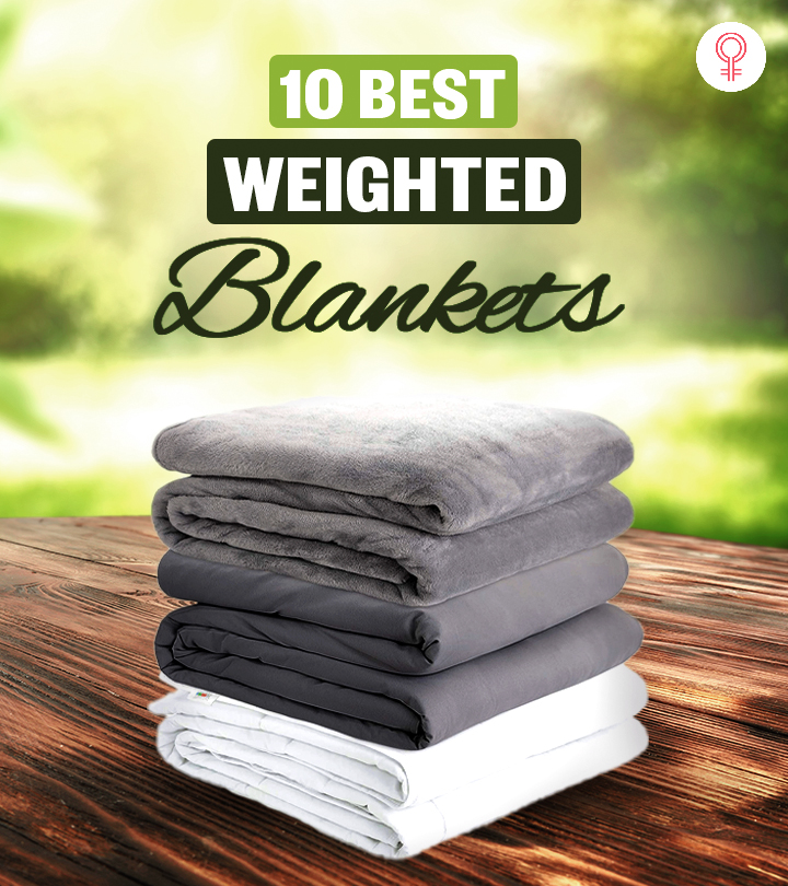 10 Best Weighted Blankets – Reviews And Buying Guide