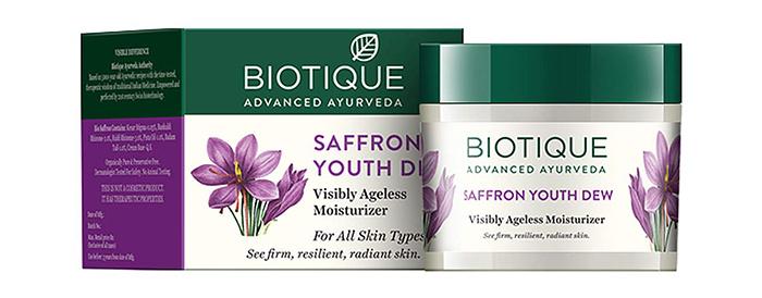 Biotique Saffron Youth Dew