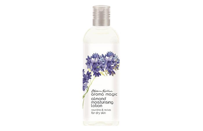 Blossom Kochhar aroma magic almond moisturising lotion