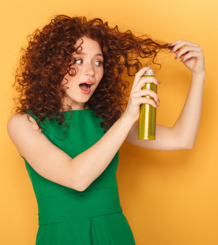 11 Best CHI Hair Sprays Of 2020 To Hold Your Gorgeous Curls For Longer