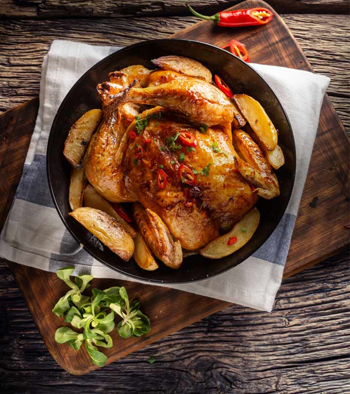 चिकन खाने के 15 फायदे और नुकसान – Chicken Benefits and Side Effects in Hindi