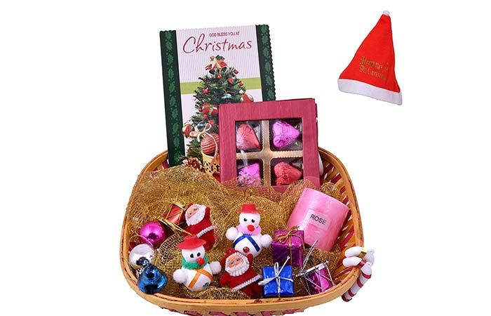 Christmas gift hamper