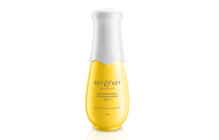 Dot Key Hair Sunscreen Softening Serum