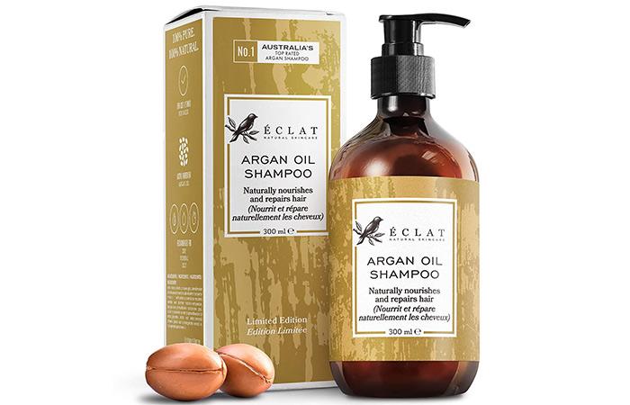 Eclat Hautpflege Bio-Arganöl-Shampoo