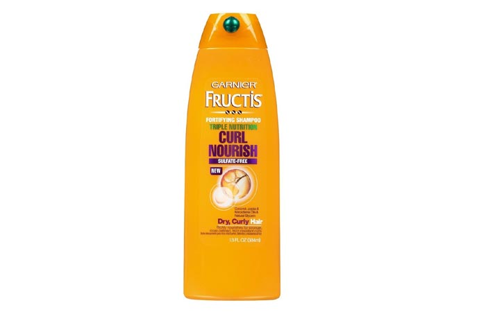 Garnier Hair Care Fructis Triple Nutrition Curl Moisture Shampoo
