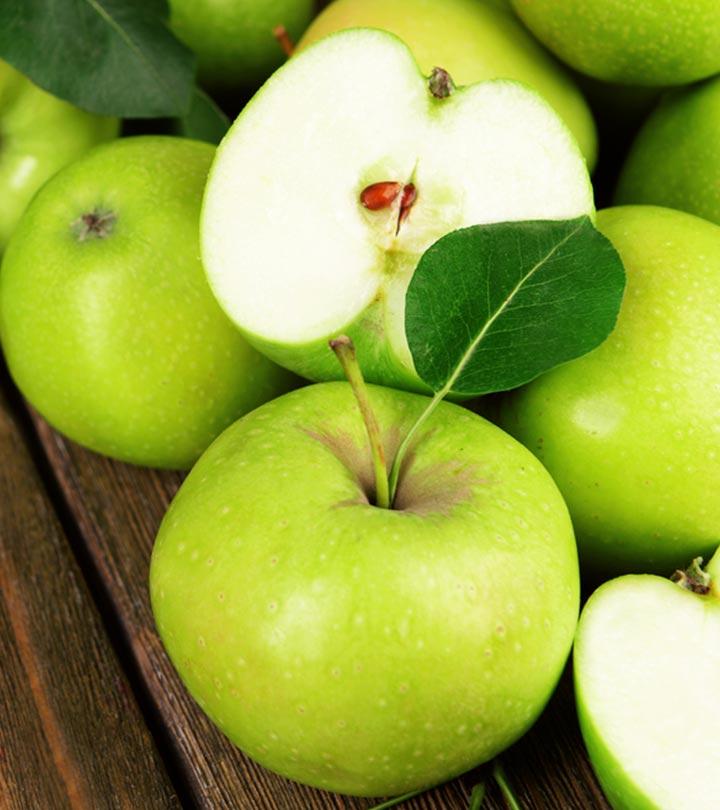 সবুজ আপেলের উপকারিতা, ব্যবহার এবং পার্শ্বপ্রতিক্রিয়া | Green Apple Benefits and Side Effects in Bengali