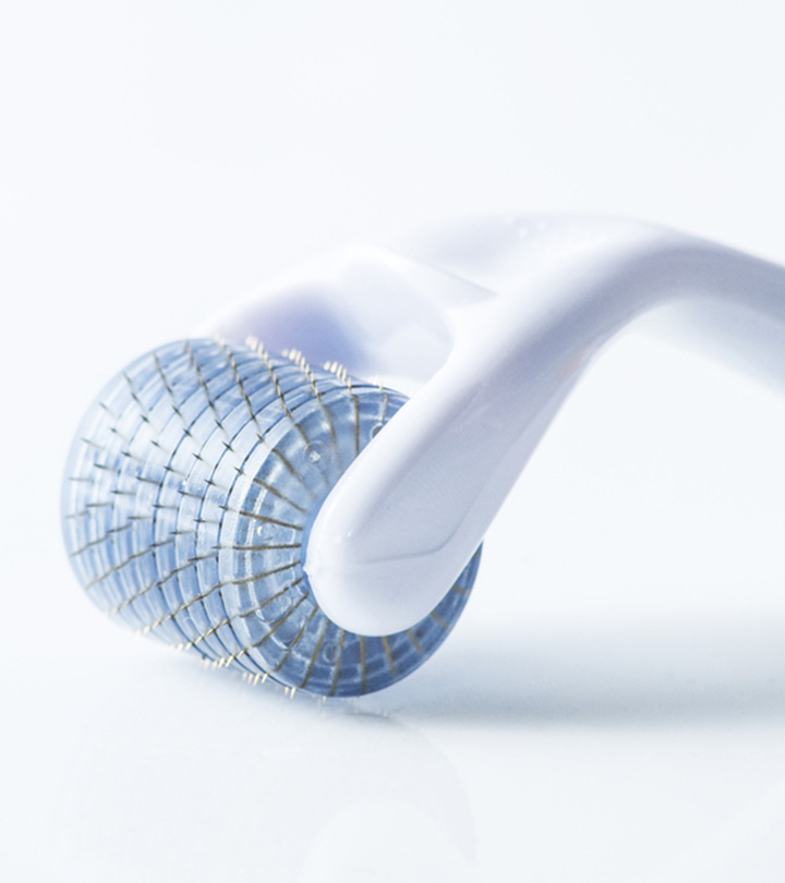 How Derma Roller Is Good For Hair Growth