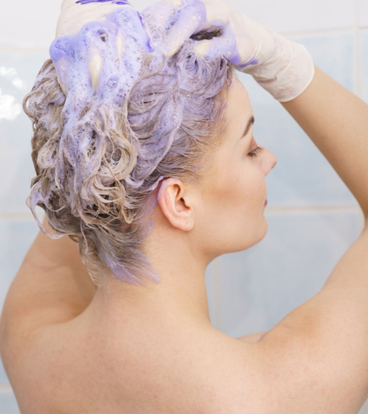 How Long You Should Wait To Wash Your Hair After Coloring It?
