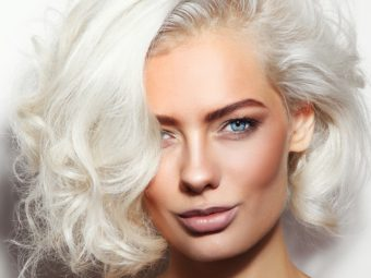 How To Bleach Hair White
