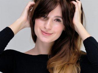 How To Lighten Dark Brown Hair Without Bleach