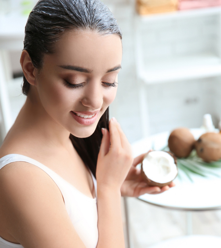 How To Make Coconut Oil Conditioner At Home