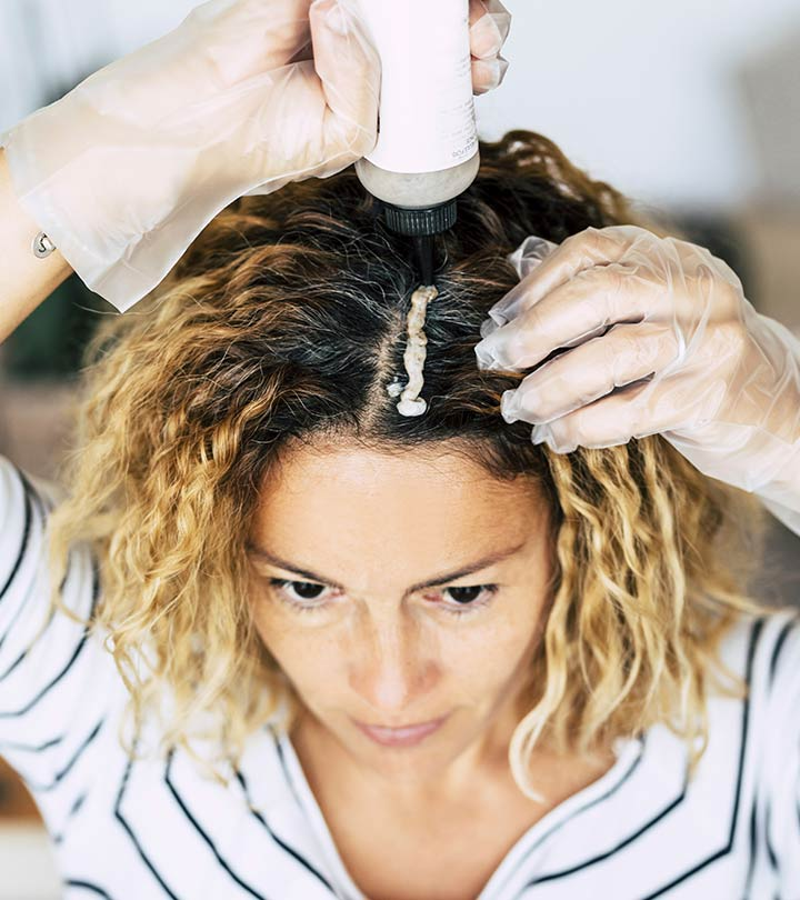 How To Prepare Your Hair For Bleaching
