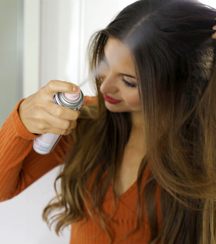 4 Ways To Remove Hairspray from Your Hair