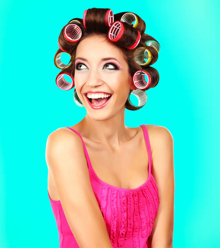 How To Use Hair Rollers – A Step-By-Step Guide