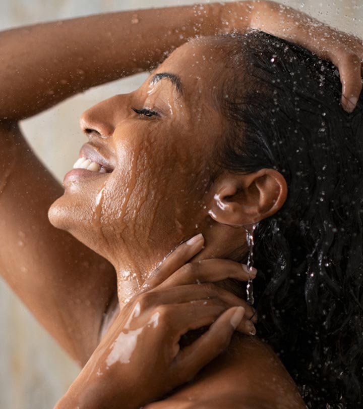 How To Wash Your Hair Once A Week: A Step-By-Step Guide