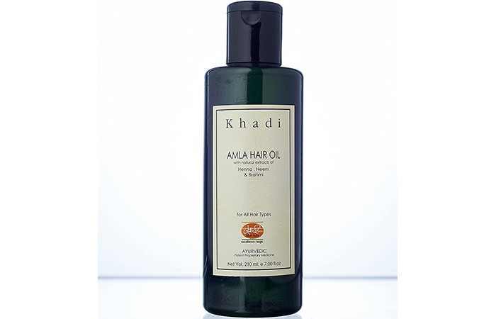 Khadi Amla Hair Oil